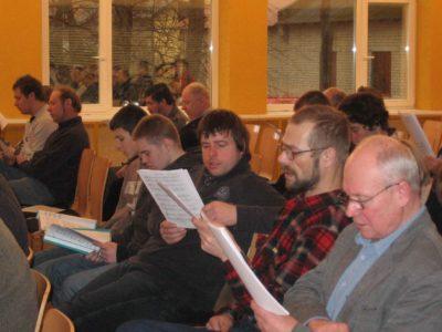 Miihilaulu päiv 02.03.2008 Võrol