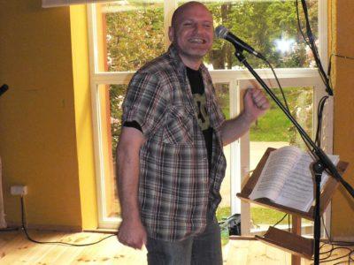 Latsi ütispruuv Võrol 14.05.2008